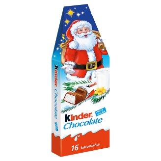 Kinder Chocolate Batonik z mlecznej czekolady z nadzieniem mlecznym