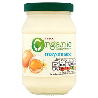 Tesco Organic Majonez
