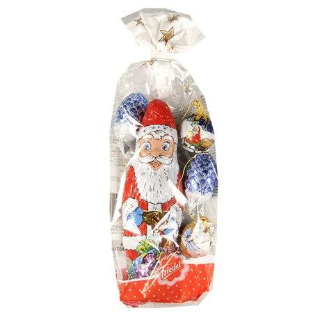 Friedel - Zestaw Świąteczny Mikołaj + zawieszki