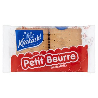 Krakuski Petit Beurre Herbatniki