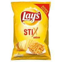 Lay's Stix solone Chipsy ziemniaczane