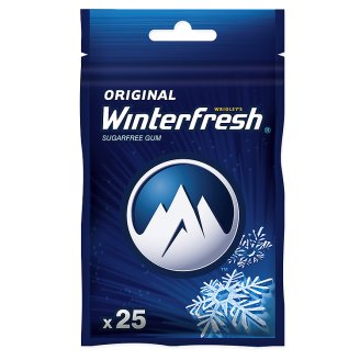 Winterfresh Original Guma do żucia bez cukru