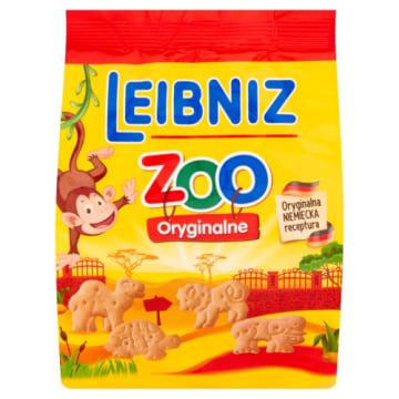 BAHLSEN Leibniz Herbatniki ZOO