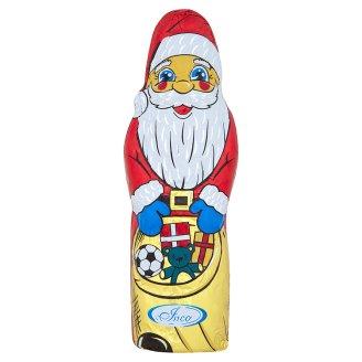 Mikołaj figurka z polewy