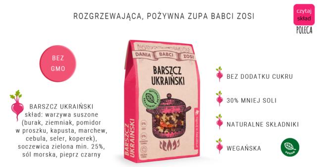 SYS barszcz ukraiński