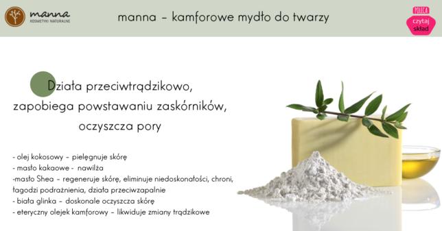 manna mydło