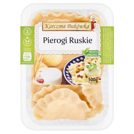 Karczma Bukówka - Pierogi Ruskie