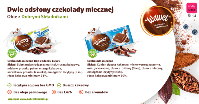 dobra czekolada