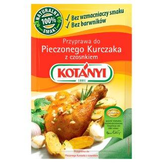 Kotányi Przyprawa do pieczonego kurczaka z czosnkiem
