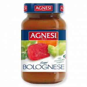 Agnesi Sugo Bolgnese Sos Pomidorowy Z Mięsem