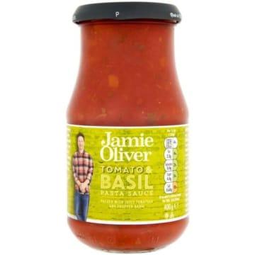JAMIE OLIVER Sos pomidorowy z bazylią