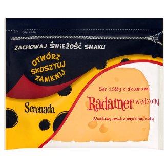 Serenada Ser zółty z dziurami Radamer wędzony