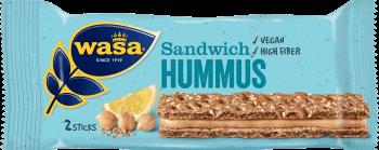 Wasa, Sandwich, kanapka z hummusem
