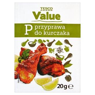 Tesco Value Przyprawa do kurczaka