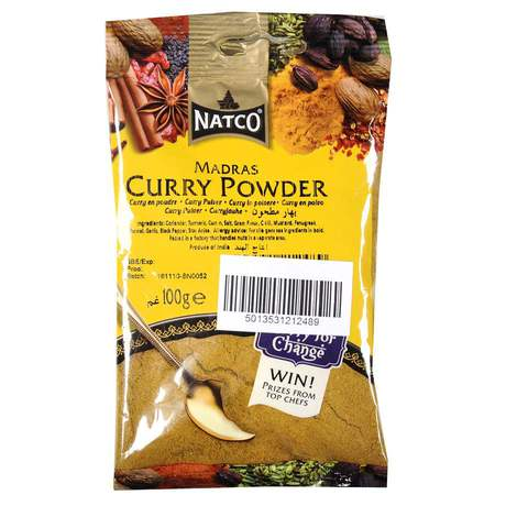 Natco - Madras Curry