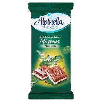 Alpinella Miętowa Czekolada nadziewana