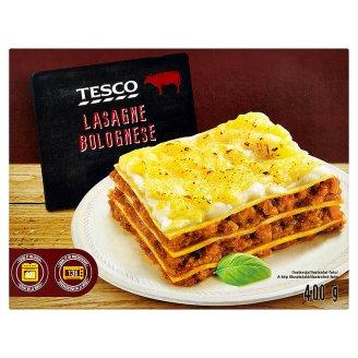 Tesco Lasagne Bolognese