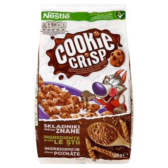 Nestlé Cookie Crisp Płatki śniadaniowe