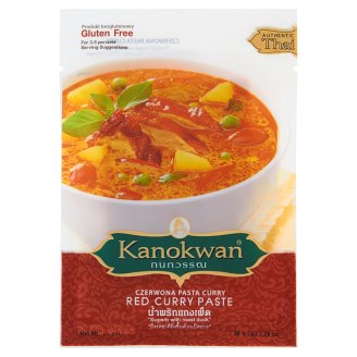 Kanokwan Czerwona pasta curry