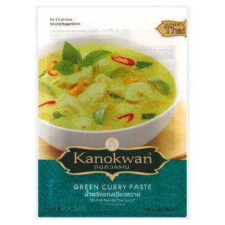 Kanokwan Zielona pasta curry
