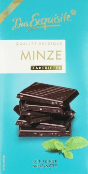 tylko w rossmann  Inne wersje produktu:  Exquisite, czekolada miętowa