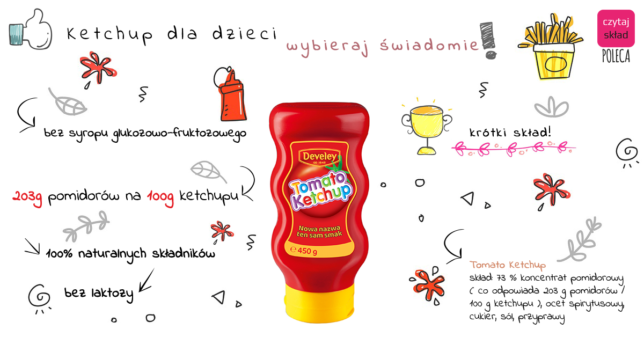 ketchup Develey