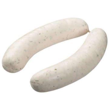 WIERZEJKI Kiełbasa biała ekstra parzona