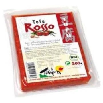 TAIFUN Tofu rosso z warzywami BIO