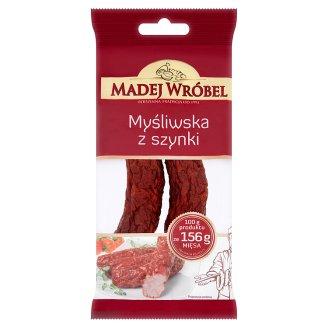 Madej Wróbel Kiełbasa myśliwska z szynki