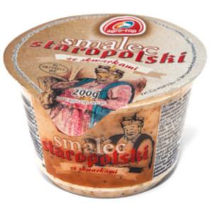 Agro-Top Smalec Staropolski Ze Skwarkami