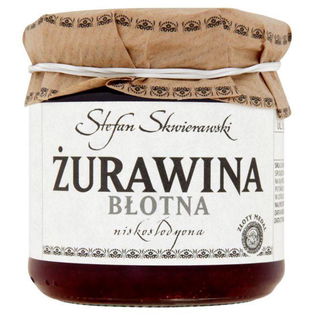 Stefan Skwierawski Żurawina błotna niskosłodzona