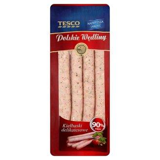 Tesco Polskie Wędliny Kiełbaski delikatesowe
