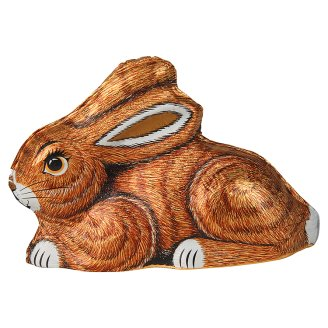 Rakpol Figurka królika siedzącego z mlecznej czekolady