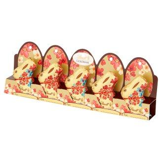 Lindt Edycja limitowana Mini zajączki z mlecznej czekolady