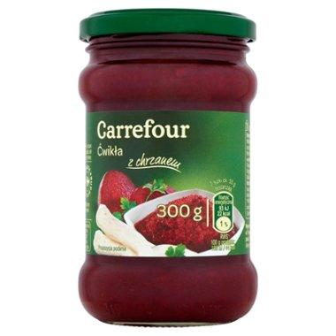 Carrefour Ćwikła z chrzanem