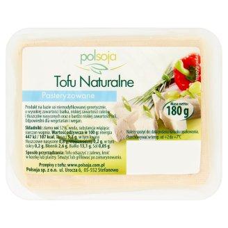 Polsoja Tofu naturalne