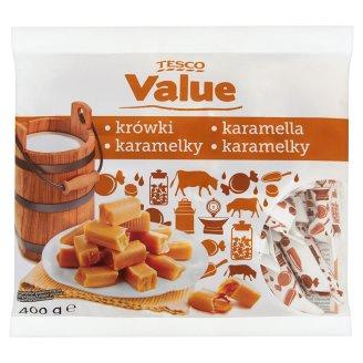 Tesco Value Krówki