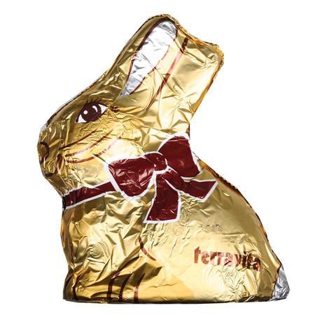 Terravita - Zając z mlecznej czekolady