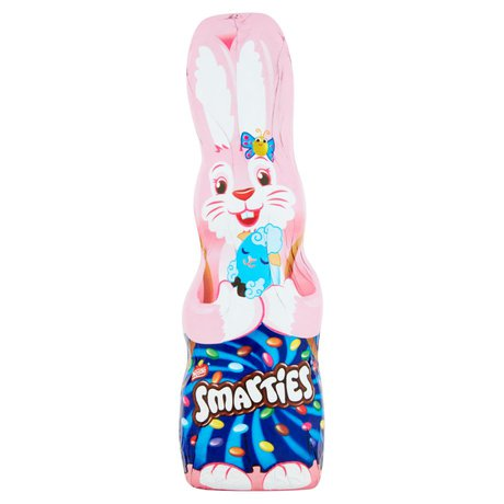 Smarties - Bunny zając figura z mlecznej czekolady