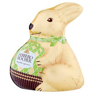 Ferrero Rocher Królik Figurka z mlecznej czekolady z kruszonymi orzechami laskowymi