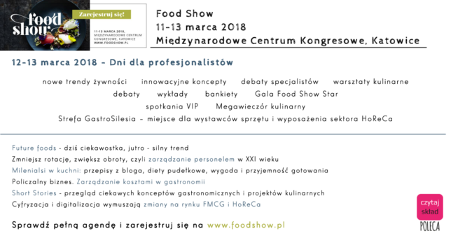 Food Show Katowice
