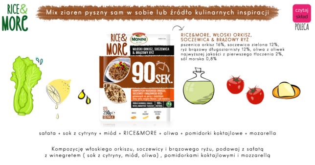 Monini rice&more