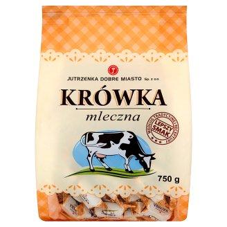 Jutrzenka Dobre Miasto Krówka mleczna Pomadki