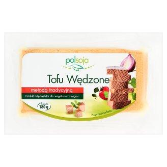 Polsoja Tofu wędzone metodą tradycyjną