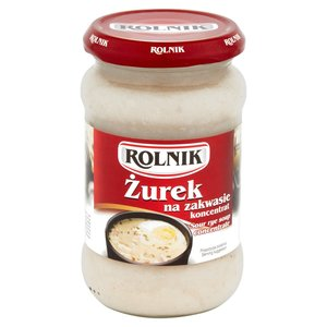 Ronik Żurek Domowy