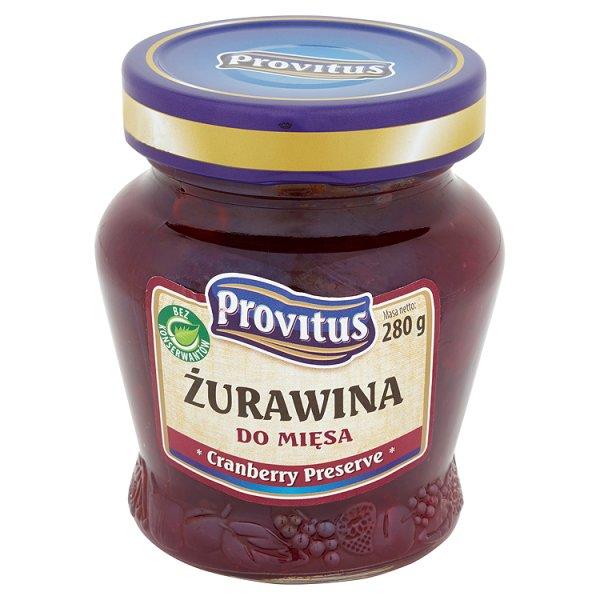 Żurawina Provitus