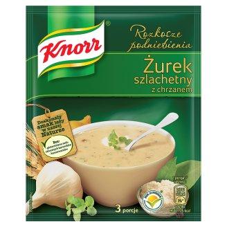 Knorr Rozkosze podniebienia Żurek szlachetny z chrzanem