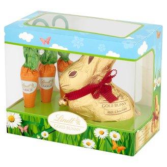 Lindt Zajączek i marchewki z mlecznej czekolady