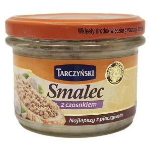 Tarczyński Smalec Z Czosnkiem