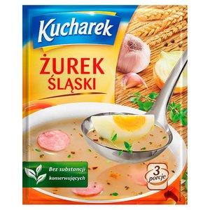 Kucharek Żurek Śląski